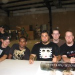 Jon with Seventh Day Slumber